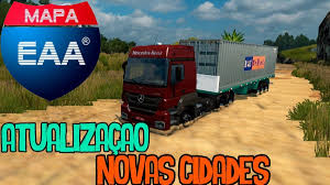 Mapa Brasileiro Para Euro Truck Simulator 2 - Mapa Eaa - R$ 15,00 Em ... Rocket League Receber Dlc De Truck Simulator E Viceversa De Rusia Rusmap Para Euro 2 Going East Buy And Download On Mersgate Anlise Vive La France Wasd Steam Download Prigames V124 40 Mods Scania 111s 126 Vidios Cars For With Automatic Installation Wallpapers Hd 1920x1080 Mod Vw Cstellation 24250 Rodrigo Gamer