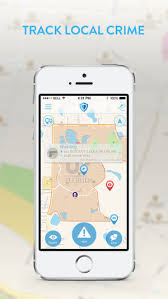 TapShield Personal Safety GPS Tracking & Crime Reports on the App Store