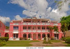 The Colonial Style Southern Palms Hotel Dover St Lawrence Gap Near Bridgetown