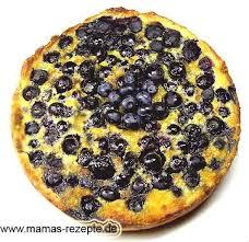 heidelbeerkuchen mamas rezepte mit bild und