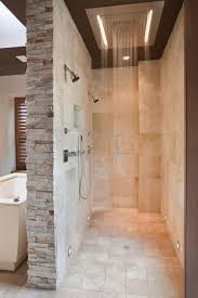 Modern Master Bathrooms Designs by 27 Walk In Shower Tile Ideas That Will Inspire You Home