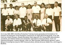 Cabinet Agencies Of The Philippines by Irri Our History