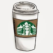 Top Starbucks Coffee Clipart Transparent Background File Free Cup 2