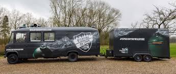 Big Green Egg Europe – Food Truck Company
