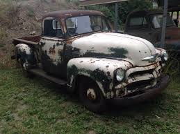 White, Green And Rusty: 1954 Chevy 3100 1954 Chevrolet Panel Truck For Sale Classiccarscom Cc910526 210 Sedan Green Classic 4 Door Chevy 1980 Trucks Laserdisc Youtube Videos Pinterest Scotts Hotrods 4854 Chevygmc Bolton Ifs Sctshotrods Intertional Harvester Pickup Classics On Cabover Is The Ultimate In Living Quarters Hot Rod Network 3100 Cc896558 For Best Resource Cc945500 Betty 4954 Axle Lowering A 49 Restoring