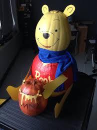 Winnie The Pooh Pumpkin Carving by Winnie The Pooh Pumpkin Character Pumpkins Pinterest Pumpkin
