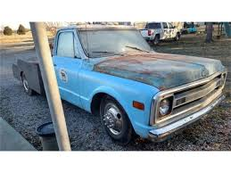 1969 Chevrolet C10 For Sale | ClassicCars.com | CC-1146131