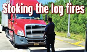 Presenting Logs With ELDs At Roadside Truck Wikipedia Fueling The Truck So Many Miles Missippi Trucking Association Voice Of Food Insurance Barbee Jackson Big Rigs Offers Quality Products For All Your Insurance News Commercial Farmers Services Driverless Trucks Are Coming But Now Adoption Is In Slow Nontrucking Liability 4 Things About Log You Might Not Know Forunner Hauling Logs British Columbia Accident Toronto Solutions Old Trucks Murphy Logging Front Christsen Motors