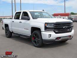 2017 Chevy Silverado 1500 LTZ 4X4 Truck For Sale In Ada OK - HG375676