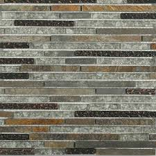 shop 11 3 4 x11 arcadia chinkapin random brick polished frosted