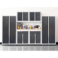 Hyloft 45 X 45 Ceiling Storage Unit by Hyloft 2 Shelf 45 In W Wire Garage Wall Storage System In White