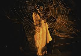 Remains Of The Day Spiders by The Cave Of The Spider Women Silent Film Festival