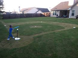 Backyard Baseball Field! Daddy Made This For Logan's Sports Themed ... Hartford Yard Goats Dunkin Donuts Park Our Observations So Far Wiffle Ball Fieldstadium Bagacom Youtube Backyard Seball Field Daddy Made This For Logans Sports Themed Reynolds Field Baseball Seven Bizarre Ballpark Features From History That Youll Lets Play Part 33 But Wait Theres More After Long Time To Turn On Lights At For Ripken Hartfords New Delivers Courant Pinterest