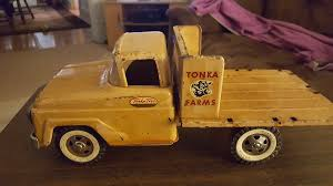 Pin By Ed Geisler On Toy Trucks | Pinterest | Tonka Toys And Tin Toys Funrise Toy Tonka Classic Steel Quarry Dump Truck Walmartcom Weekend Project Restoring Toys Kettle Trowel Rusty Old Olde Good Things Amazoncom Retro Mighty The Color Cstruction Vehicles For Kids Collection 3 Original Metal Trucks In Hoobly Classifieds Wikipedia Pin By Craig Beede On Truckstoys Pinterest Toys My Top Tonka 1970 2585 Hydraulic Youtube