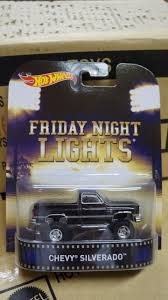 Hot Wheels Retro G Black Chevy 4x4 Truck Friday Night Lights 1:64 ... 1956 Ford F100 Pickup Truck 124 Scale American Classic Diecast World Famous Toys Diecast Trucks F150 F 1953 Car Package Two 143 Scale 2016f250dhs Colctables Inc New 1940 Black 125 Model By First Chevrolet Chevy 2017 Dodge Ram 1500 Mopar Offroad Edition Hobby 1992 454 Ss Off Road Danbury Mint For 1973 Ranger Red White 118