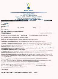 Free Download Sample Kenyan Application Letters Image Collections Cv Of Resume For A