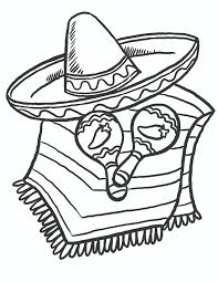 Coloring Pages Pancho Villau0027s Mexican Restaurant