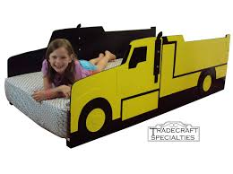 100 Dump Truck Toddler Bed Truck Twin Kids Bed Frame Handcrafted Haul Truck Etsy