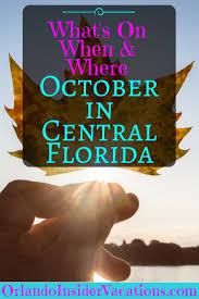 Pumpkin Patch Orlando Area by Kissimmee U0026 Orlando In October Trick Or Treat Orlando Insider