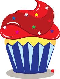 Sunny Cupcakes Clipart