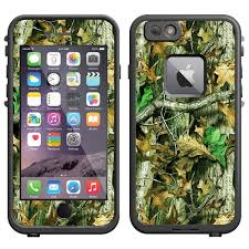 Amazon Skin Decal for LifeProof Apple iPhone 6 Case Camo