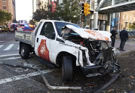Terrorist Sayfullo Saipov Drives Home Depot Truck Through Lower ...