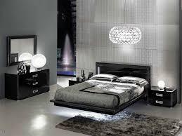 Attractive Black Modern Bedroom Set Modern Bedroom Sets Loft