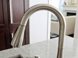Moen Kitchen Faucet Dripping by Moen Monticello Single Handle Kitchen Faucet