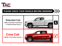 Amazon.com: TAC Side Steps For 2015-2018 Chevy Colorado / GMC Canyon ... Toyota Tacoma In Katy Tx Don Mcgill Of Truck Tool Boxes Utility Chests Accsories Uws Wiesner Trucks New Gmc Isuzu Dealership Conroe 77301 Store Houston Near Me Gear Supcenter Home Texas Offroad And Performance Your One Stop Shop For Everything Munday Chevrolet Car Dealership Is My Too High Laws Vehicles Bumberas Covers Retractable Bed 129 Ebay Ford Drop In Vs Spray Bedliner Off Road Parts Awt