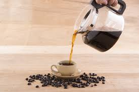 Benz Brings Grainy Coffee To A Grinding Halt