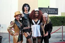 Cast Of Halloween 2 Rob Zombie by Halloween Horror Nights U0026 Chiller Eyegore Awards 2009 Gallery
