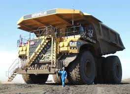 100 Biggest Trucks In The World Caterpillar 797F Helps Build A New Direction In Life