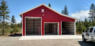 Steel & Metal Storage Buildings: Shops & Garages Best 25 Mueller Steel Buildings Ideas On Pinterest Metal Absolute Steel Rv Garage Frame Building With Stucco Finsh Garage Doors That Look Like Wood For Our Barn Accents House Plans Barn Homes Monitor Barns Awesome Home Designs Contemporary Interior Design Plan Great Morton Pole For Wonderful Inspiration Bngarage Refinished Board And Batten Metal Roof Building Homes Google Search Kentucky Carports Buildings Garages We Build Precise Doors Your Future Large Kits 20x24