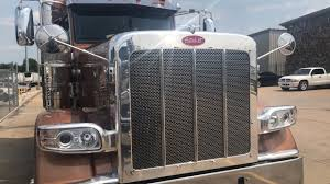 My New Peterbilt 389 Reveal!! From Rush Peterbilt Tulsa Oklahoma ...