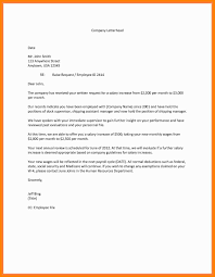 Beautiful Rent Increase Letter Template