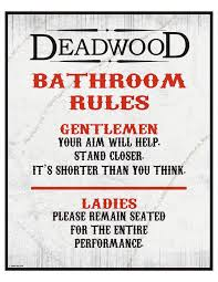 Printable Bathroom Occupied Signs by Prepossessing 10 Bathroom Sign Dirty Design Ideas Of Wipe Off The