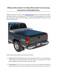 100 Affordable Truck Accessories Midwest Aftermarket FirstRate Aftermarket And Jeep