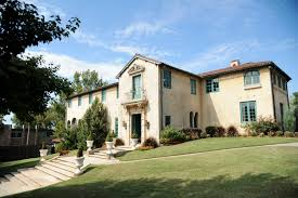 dresser mansion