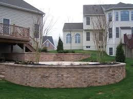 Does Your Yard Need A Retaining Wall Lawn Pros Images With ... 13 Multilevel Backyards To Get You Inspired For A Summer Backyard How To Create A Level Lawn Hgtv Your Garden Without Any Tools Youtube Charcoal Slate Patio Stones With Pea Stone Gravel Square Fire Bilevel Deck Home Pinterest Decking Porch Bench And Stone Pavers Patio Pond Hardscape With Garden Photo Leveling The Backyard Next Outdoor Makeover Of Bare Lifeless Pictures Two Deck Jacuzzi On The First Floor And