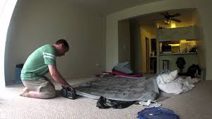 Embark Queen Air Bed by Deflating A Coleman Air Mattress Youtube