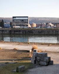 100 Cca Architects Label Architecture Cultural Center Andenne CCA Divisare
