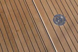 Teak Resists Moisture Making It A Popular Choice For Wooden Boat Components