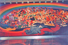 Denver International Airport Murals Removed by 100 Denver International Airport Murals Meaning 1301