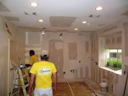 ceiling can lights how to install can lights in a drop ceiling