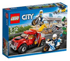 LEGO City: Tow Truck Trouble (60137) | Toy | At Mighty Ape NZ