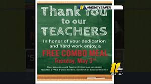 Teacher Appreciation Week Freebies, Deals For Educators ... The Hays Family Teacher Appreciation Week General News Central Elementary Pto 59 Best Barnes Noble Books Images On Pinterest Classic Books Extravaganza Teachers Toolkit 2017 Freebies Deals For Day Gift Ideas Whlist Stories Shyloh Belnap End Of The Year Rources And Freebies To Share Kimberlys Journey 25 Awesome My Frugal Adventures