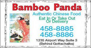 Bamboo Panda 1235 Airport Way Fairbanks AK YP