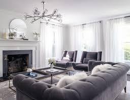 kleines wohnzimmer großes sofa chesterfield sofa ohrensessel