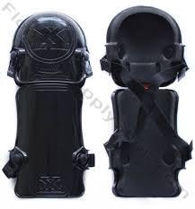 extreem knees full length hard shell knee pad by