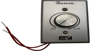 Canarm Ceiling Fan Remote by Canarm Speed Control For 4 Ceiling Fans Model Cnfrmc5 Youtube